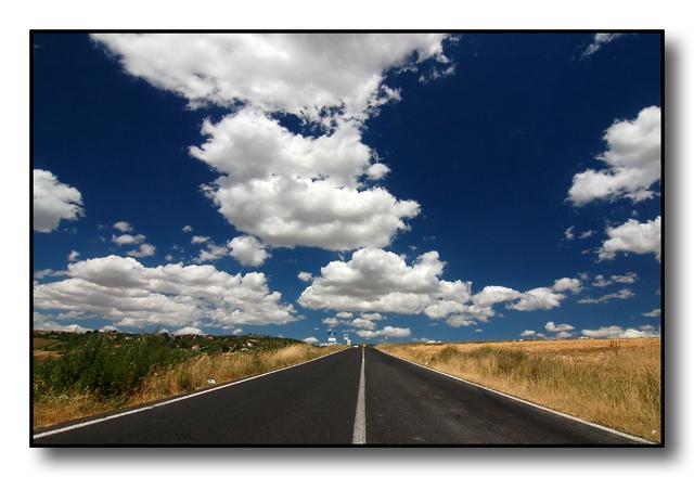 la strada della felicità